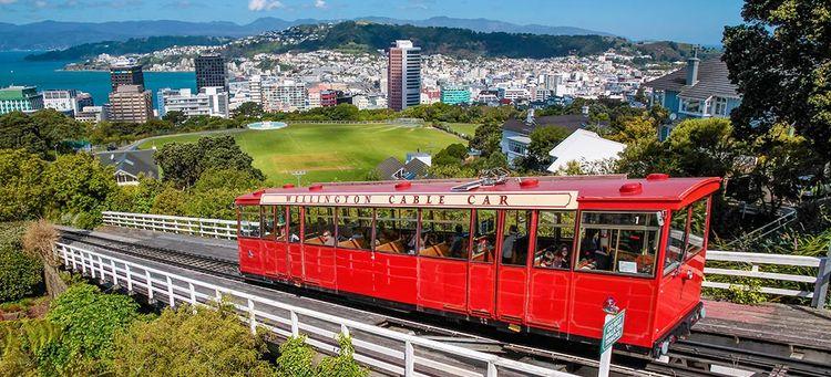 Bild zu Neuseeland Tour