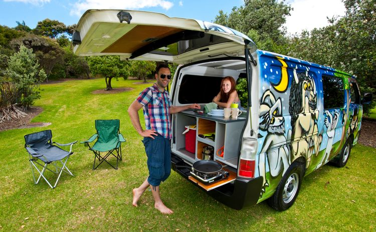 Bild zu Travellers Autobarn - Escape Camper, Bild Nr. 1469