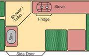 Vorschaubild zu Wendekreisen - 2 Bett DU/WC Koru, Bild Nr. 318